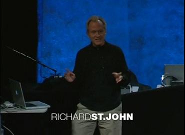 8 Secrets Of Success – Richard St. John
