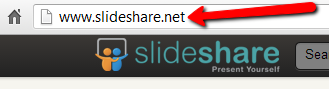 how_to_create_a_slidshare_account_step_1