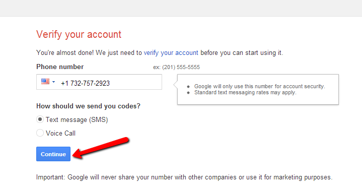 Text message google verification code - Stanchart trading