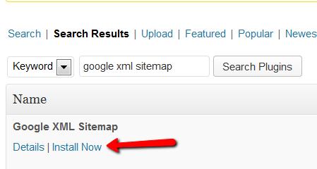 install-xml-sitemaps