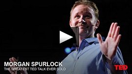 The Greatest Movie Ever Sold – Morgan Spurlock On TED
